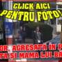 "FOTO | Diana Istudor, AGRESATA in plina strada de nevasta si mama lui Baranescu! ""I-au smuls telefonul din mana"""