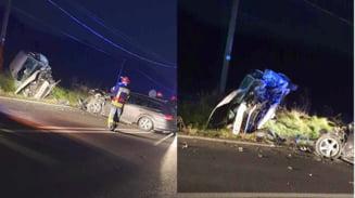 FOTO | Grav accident in Scorteni