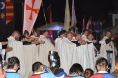 FOTO&VIDEO. Festivalul din Ardud, locul unde istoria se intalneste cu emotia