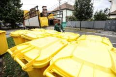 FOTO: 150 de locuri de munca pentru sistemul de colectare a deseurilor