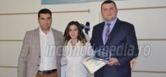 FOTO: Atleta Diana Ivancescu a fost declarata sportiva anului in Dambovita!