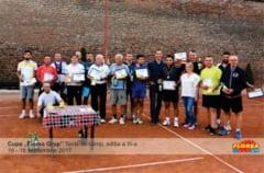 """FOTO: Castigatorii Cupei """"Florea Grup"""" la tenis de camp, editia a treia. Rezultatele competitiei de la Alba Iulia"""