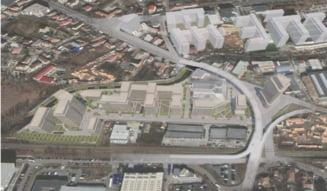 FOTO. Cum va arata pasajul de pe Taietura Turcului, care va fluidiza traficul in zona