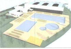 FOTO. Cum va arata statiunea balneo-climaterica de cinci stele de la Ocna Mures si locul in care va fi realizata investitia de 8,4 milioane de euro