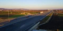 FOTO: Evolutia lucrarilor la Autostrada A3, loturile dintre Iernut si Campia Turzii!