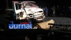 FOTO: Familie de vranceni, accident grav in judetul Galati
