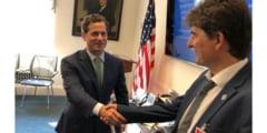 FOTO: Senatorul Horea Soporan (PSD), vizita de lucru la Washington DC