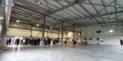 FOTO: Spatiu nou de productie pentru AAGES Sangeorgiu de Mures