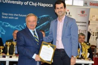FOTO: Studentii si profesorii de la USAMV Cluj au obtinut marele premiu si opt medalii de aur la Pro Invent 2018