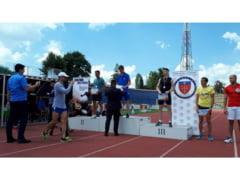 FOTO: Un politist iesean, fruntas la Campionatul de Atletism si Cros!