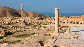 FOTO A fost descoperita curtea tronului lui Irod, unde Salomeea i-a cerut capul lui Ioan Botezatorul