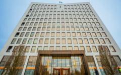 "FOTO A fost inaugurata o noua cladire turn in ""Manhattanul"" Timisoarei. La inceputul anului 2018 incepe constructia celei mai inalte cladiri din Romania"