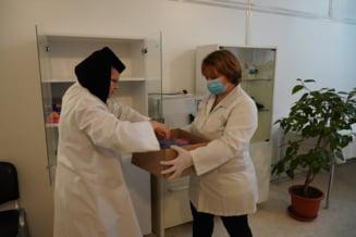 FOTO Arhiepiscopia Dunarii de Jos din Galati va infiinta zece cabinete medicale in cadrul unor manastiri