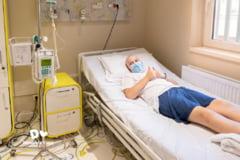 FOTO Asociatia Daruieste Viata continua sa faca minuni. O clinica in care sunt tratati copii cu cancer, renovata complet cu doua milioane de euro
