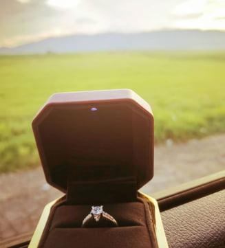 FOTO Catalina Ponor se casatoreste cu un barbat mai mare cu 18 ani