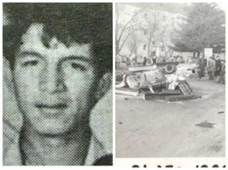 FOTO Copilul de 16 ani ucis cu salbaticie in fata parintilor, in timpul Revolutiei din 1989 de la Cugir. Ce s-a intamplat cu securistul criminal