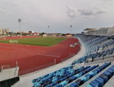 """FOTO Cum arata noul stadion de atletism inaugurat la Craiova. """"Este singurul din Romania unde se pot organiza competitii internationale"""""""