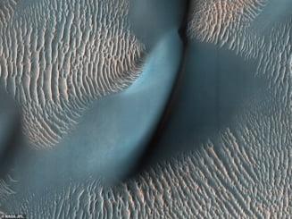 FOTO Cum arata planeta Marte. Imagini spectaculoase obtinute de astronauti