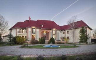 FOTO Cum arata vila de 6 milioane de dolari a fostului primar al Bucurestiului Crin Halaicu