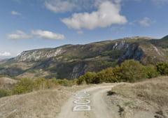 FOTO Drumul turistic spectaculos din Apuseni care va putea fi parcurs de orice autovehicul. Ultimii doi kilometri vor fi modernizati