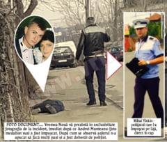 FOTO EXCLUSIV | Nepotul lui Munteanu executat in stil mafiot de politistul *turnator*