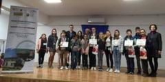 """FOTO:FOTO: Matematicienii din Mures, rezultate excelente la """"Olimpiada Satelor din Transilvania""""!"""