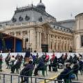 FOTO Jandarmeria: Pelerinajul de Sf. Dimitrie cel Nou se desfasoara in deplina ordine si liniste. Peste 5.000 de oameni au trecut pe la racla sfanta