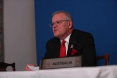 """FOTO Postarea """"scandaloasa"""" a inaltului reprezentant chinez care a inflamat relatiile dintre Canberra si Beijing"""