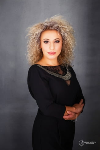 FOTO Povestea femeii-antreprenor care promoveaza ideile de afaceri romanesti