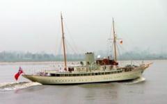 FOTO Povestea iahtului regal al Romaniei, nava construita pentru a-i sfida pe bogatii lumii. Cum a fost vandut ca fier vechi, la un pret ridicol