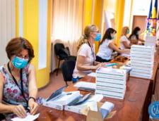 FOTO STS distribuie 22.475 de tablete necesare organizarii alegerilor locale si instruieste personalul implicat in procesul electoral