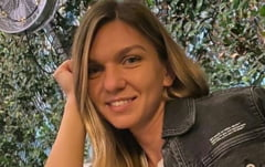 """FOTO Simona Halep n-a glumit cu """"ciocolata"""". Unde a fost surprinsa tenismena dupa eliminarea de la Roland-Garros"""