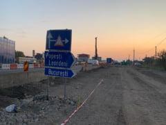 FOTO VIDEO Cand vor fi gata cele cinci pasaje aflate in constructie pe centura Bucurestiului