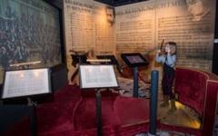 FOTO VIDEO Casa Muzicii, incantatoarea surpriza pentru romani din inima Vienei. Cum este onorata Romania la etajul marilor compozitori
