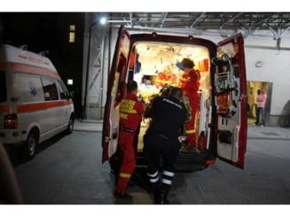 FOTO/VIDEO Explozie de proportii la Asau. Trei victime