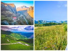 FOTO VIDEO Minunatiile din Trascau, muntii spectaculosi cu creste din calcar, pesteri si chei impresionante. Opt trasee turistice accesibile in orice anotimp