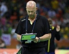 FR Handbal a decis ce se va intampla cu selectionerul Ryde dupa Jocurile Olimpice