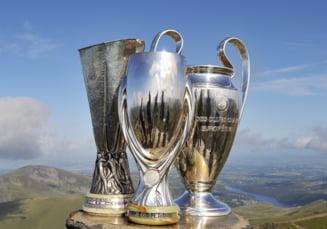 FRF a anuntat lista cluburilor din Romania care pot juca in cupele europene
