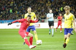 FRF a anuntat unde se va juca meciul dintre Romania si Suedia