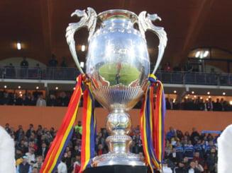 FRF a stabilit meciurile din turul 4 al Cupei Romaniei