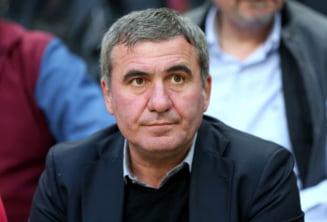 FRF anunta ca il vrea pe Hagi la echipa nationala