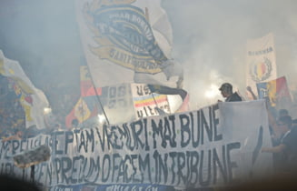 FRF anunta ce masuri ia impotriva huliganilor din cauza carora Romania a fost pedepsita de UEFA