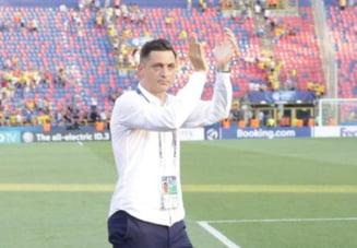 """FRF dezvaluie numele antrenorului pe care Radoi nu l-a vrut la nationala de tineret: """"A tinut mortis"""""""
