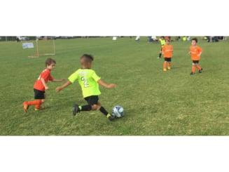FRF introduce fotbalul in gradinitele iesene!