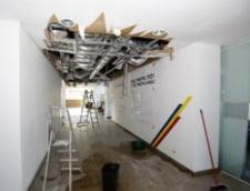 FRF prezinta avariile produse de inundatii la Centrul National de Fotbal Mogosoaia: Concluzia trasa de ISU