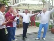 FRF reactioneaza dur dupa imaginile revoltatoare de la petrecerea Craiovei, aparute in presa (Video)