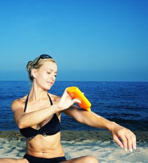 Fa-ti propria protectie solara pentru plaja!