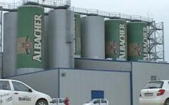 Fabrica de bere Albacher din Sebes la cinci ani de la inaugurare: investitii de 50 de milioane de euro si 270 de angajati