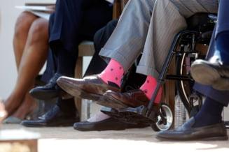 Fabuloasa colectie de ciorapi a lui George H.W. Bush (Galerie foto)
