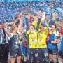 Fabulos! CSM Bucuresti a castigat Liga Campionilor dupa un meci incredibil